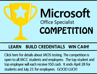 MCC MOS Site